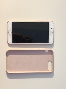 IPhone 7+  one year old 128GB + 25$ case (if you want it)