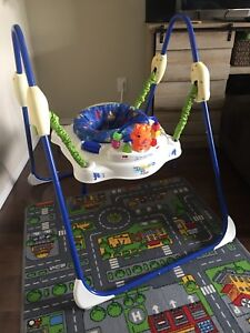 Fisher Price Jumperoo (jolly jumper)