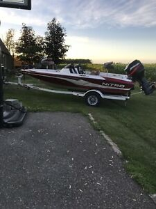 Nitro | ⛵ Boats & Watercrafts for Sale in Ontario | Kijiji