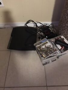 PS3 for Sale for 100$