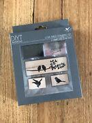 Love bird stamp set Holder Weston Creek Preview