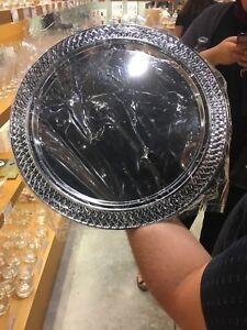 Brand new Metal Serving tray