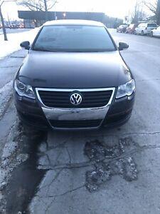 Volkswagen passat 2.0 t 2010