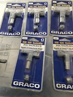 Graco paint sprayer  tips and extension