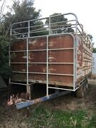 Stock/farm Trailer Invergordon Moira Area Preview