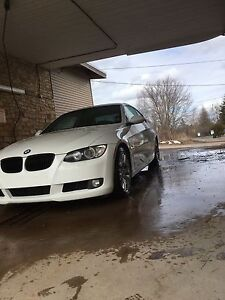 BMW 2007 328i sports package coupe