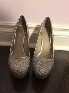 CHEAP SHOES Size 8/8.5/9 Heels and platforms
