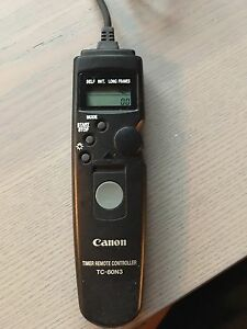 Canon Timer Remote for DSLR.  London Ontario image 1
