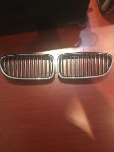 2011-2016 BMW 5 Series Grille