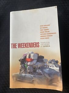 THE WEEKENDERS / BOOK / ALEX GARLAND Yarra Glen Yarra Ranges Preview