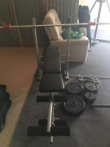 Weights Bench Blackwood Mitcham Area Preview