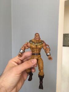Toybiz marvel legends sabertooth