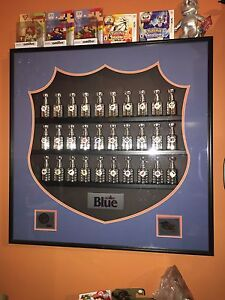 Labbatt Blue Miniature Stanley Cup Display