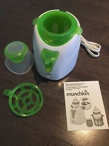 Munchkin High Speed Bottle and food Warmers