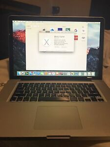 "MacBook Pro 15"" (fantastic condition)"