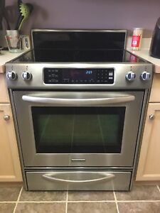 Stainless Steel Stove Oven