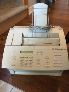 HP Laserjet 3100 Laser Fax Printer