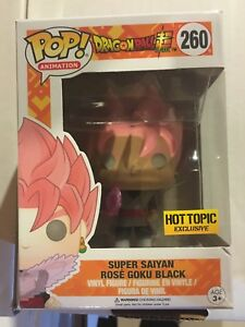 Super Saiyan Rose Goku Funko Pop