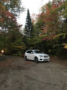 BMW X3 35i M package