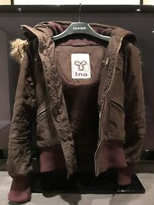 Brown TNA jacket