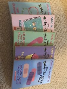 The Baby Sitter Club Books