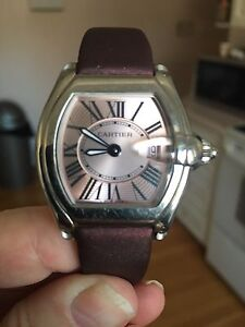 WOMEN'S CARTIER ROADSTER WATCH