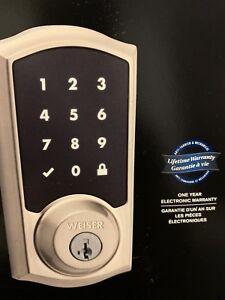 WEISER smart door lock brand new
