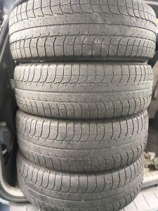 4-235/60R18 Michelin X-ICE