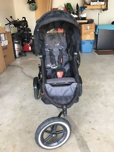 Baby stroller and bag