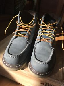 wolverine 1883 suede boots Size 8