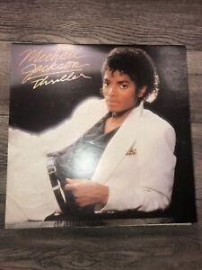 Michael Jackson Record Album - Thriller
