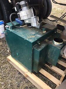 Newmac Oil Boiler
