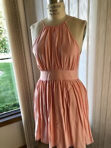 Peach Zara Sundress