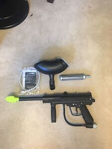JT Outcast paintball gun