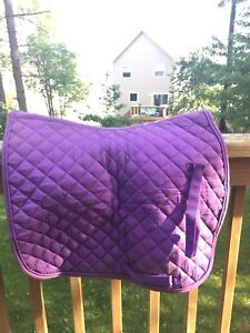 Shedrow quilted cotton pad