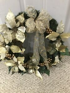 Christmas Wreath and Centre piece for table
