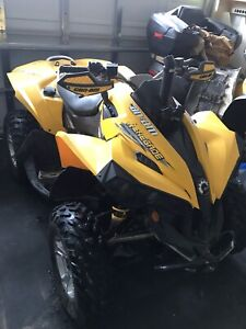 2008 can am renegade 500