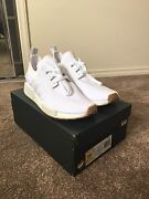 White PK gum nmd R1 Lalor Whittlesea Area Preview