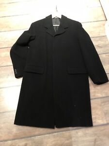 Manteau d'hiver en laine banana republic medium