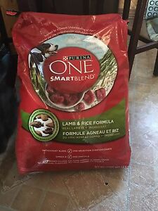 Purina Smart Blends dog food