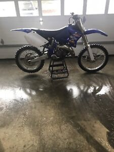 2003 Yamaha YZ125 with papers