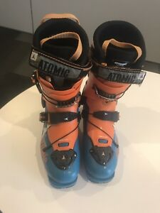 Atomic Backland back country ski boots