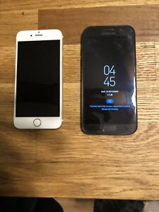 J'échange mes 2 téléphones contre un iPhone 7