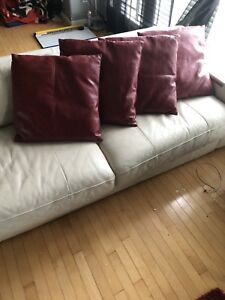 Couch pillows available
