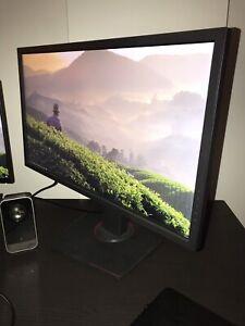 """ASUS 28"""" 4K Ultra HD 1ms LED Gaming Monitor (MG28UQ) - Black"""