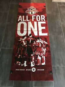 TFC/All For One Banner