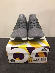 Adidas Ultraboost 3.0 Mystery Grey US 10.5 (New) Hawthorn East Boroondara Area Preview