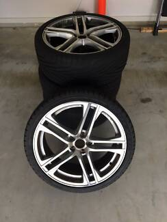 Wheels and Tires Package - 235/35ZR19