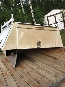Milron Truck canopy