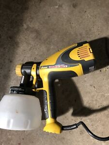 Wagner Electric paint sprayer for sale